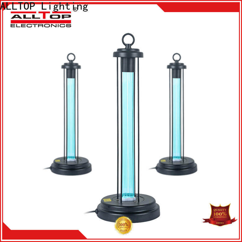 ALLTOP convenient ultraviolet ozone disinfection lamp manufacturers for water sterilization
