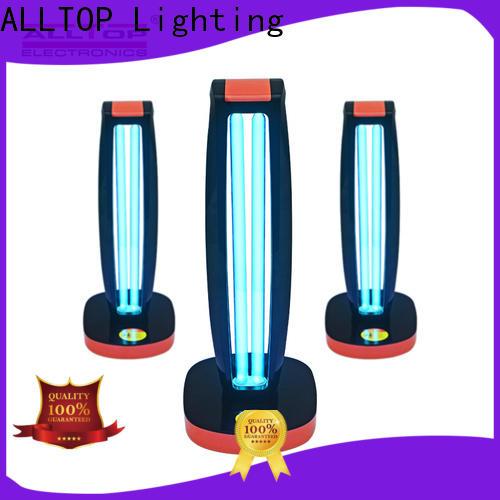 ALLTOP uvc germicidal light company for air disinfection