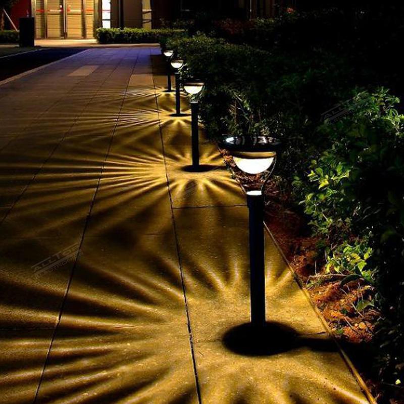 ALLTOP High Quality Outdoor Decoration Lights Super Bright Solar LED Garden Lights