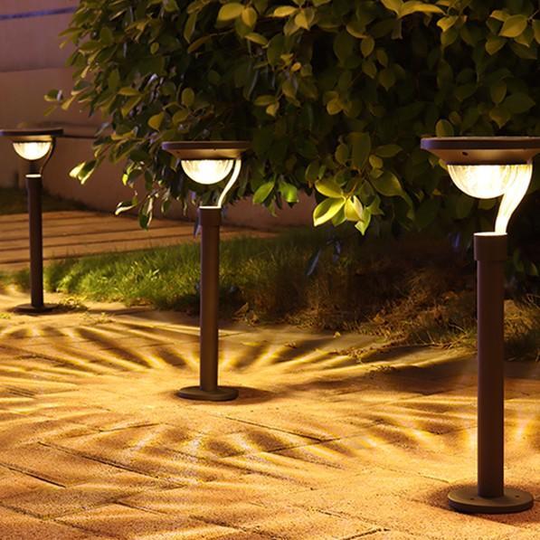 ALLTOP solar energy garden lights