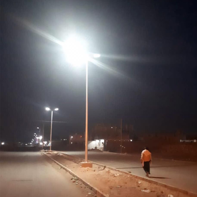 product-ALLTOP High lumen outdoor waterproof IP65 30w 60w 90w all-in-one led solar street light-ALLT-1