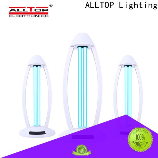 ALLTOP germicidal lamps company for water sterilization