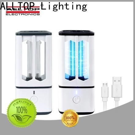 ALLTOP efficient uv germicidal lamp suppliers manufacturers for bacterial viruses