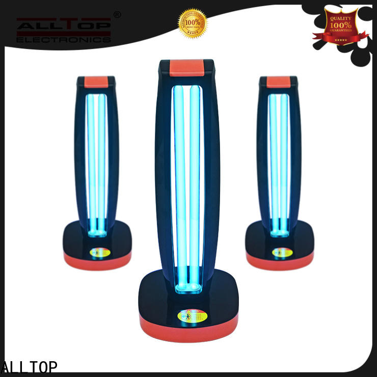 ALLTOP convenient uv tube light for sterilization manufacturers for water sterilization