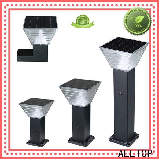 ALLTOP garden fence lights