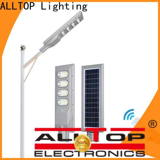 ALLTOP solar panel led lights high-end manufacturer