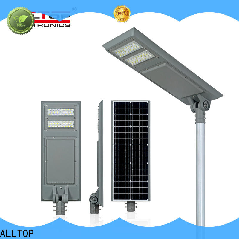 ALLTOP integrated solar light functional wholesale