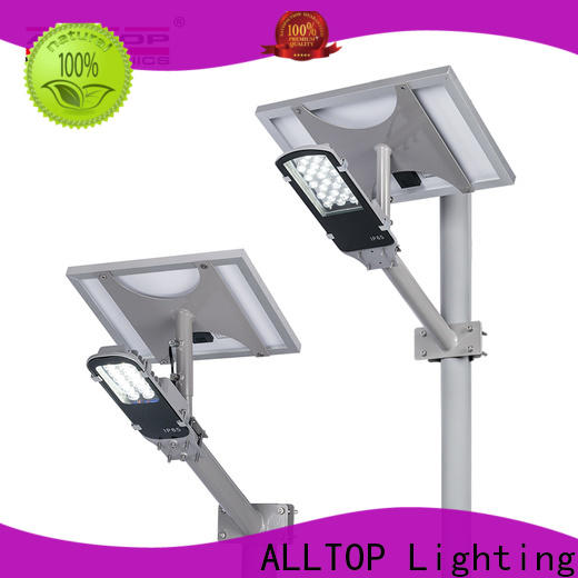ALLTOP top selling solar led street lamp factory for outdoor yard