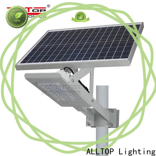 30w solar street light series for garden