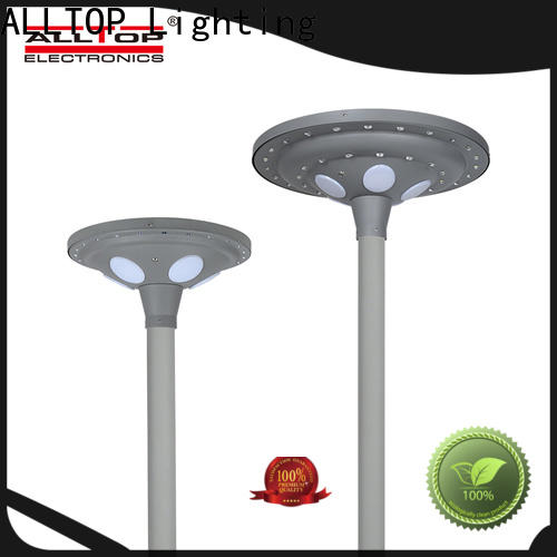 ALLTOP waterproof commercial grade solar landscape lights factory for landscape