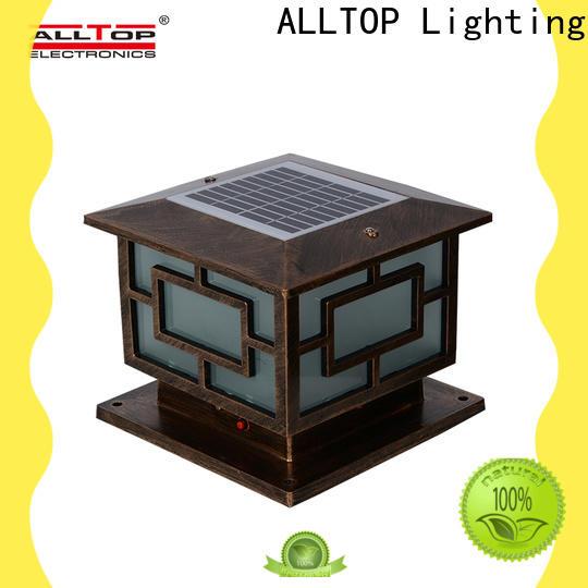 ALLTOP best solar lights for yard factory for decoration