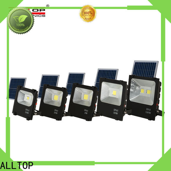 ALLTOP waterproof best solar security flood lights company for spotlight