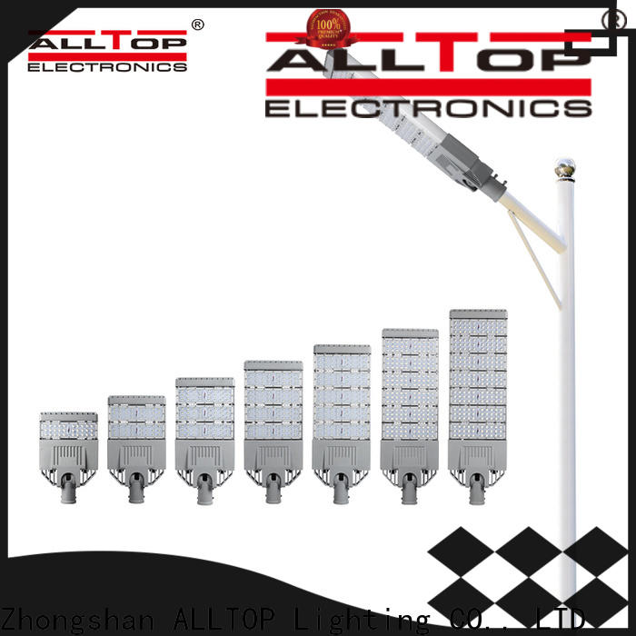 ALLTOP led street light supply for high road