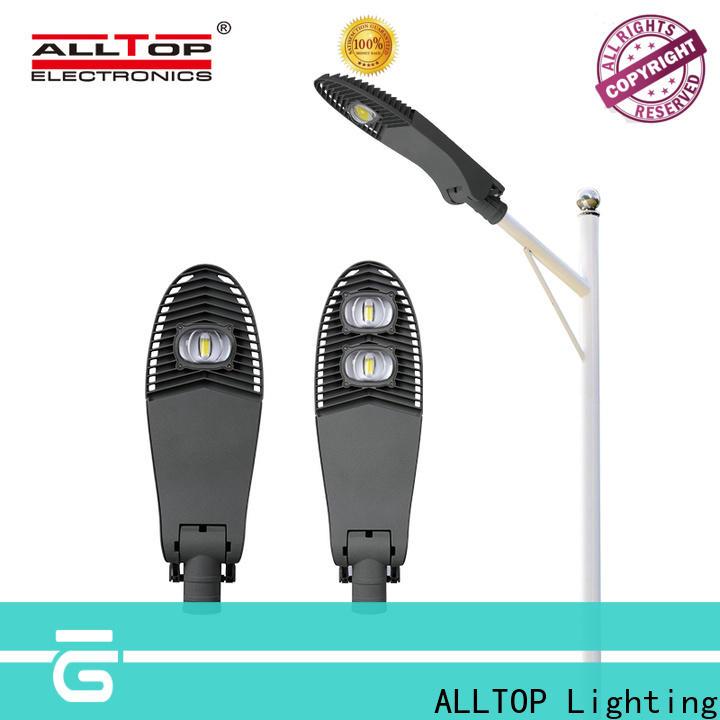 ALLTOP solar powered street lights factory factory for workshop
