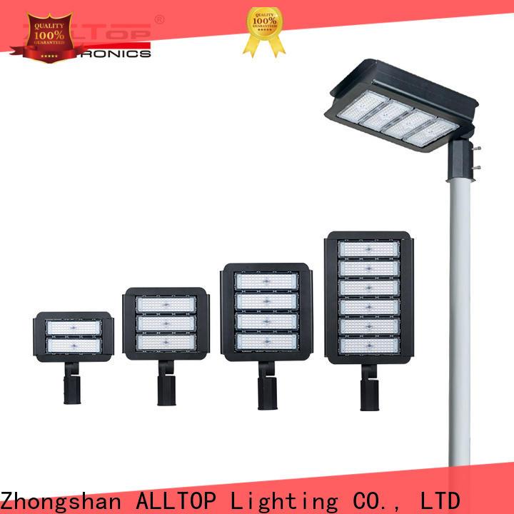 aluminum alloy solar powered street lights factory supply