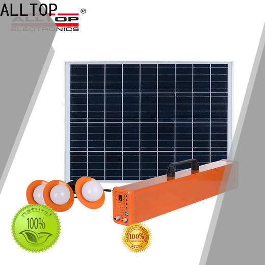 ALLTOP high power 100w led street lights manufacturers supplier for camping