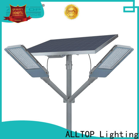 ALLTOP 30w solar street light directly sale for playground