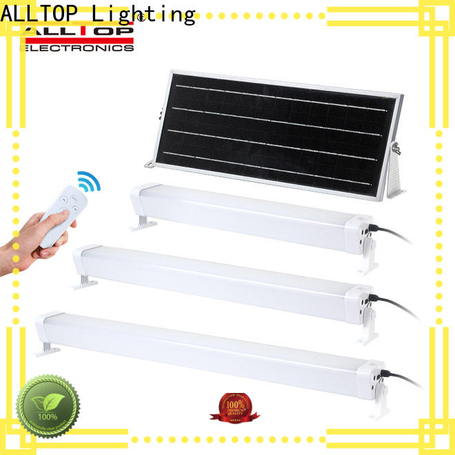 ALLTOP stainless steel sensor wall light series for concert