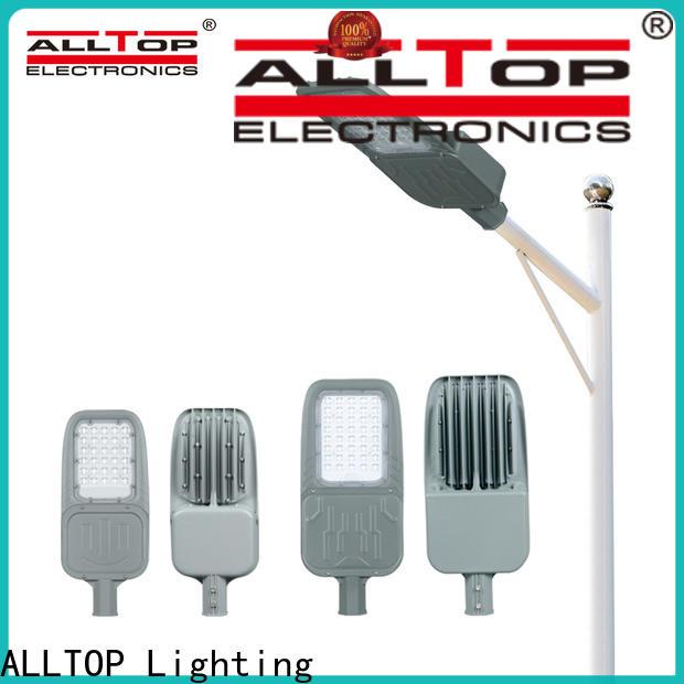 ALLTOP waterproof led street light heads factory