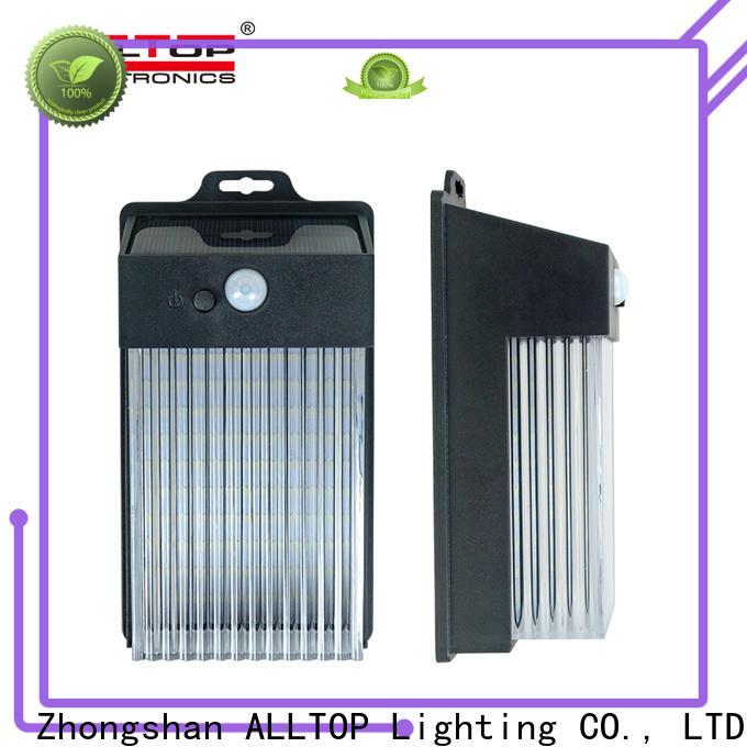 ALLTOP energy-saving wall light factory directly sale for street lighting
