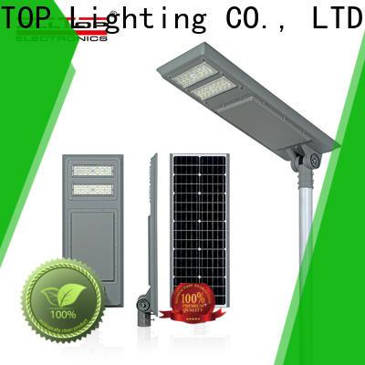 ALLTOP outdoor led light solar supplier for road