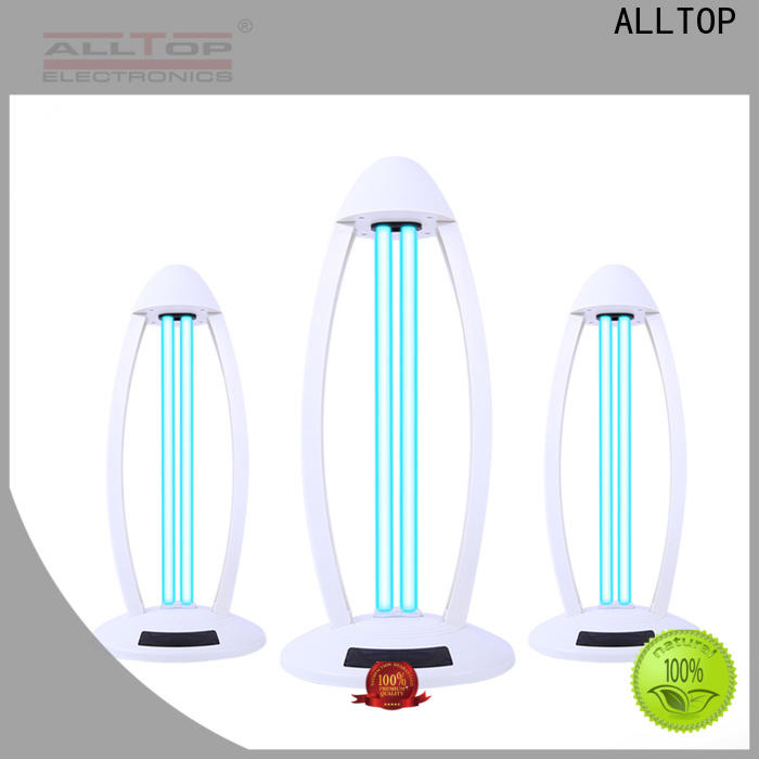 ALLTOP uv germicidal lamp suppliers wholesale for air disinfection