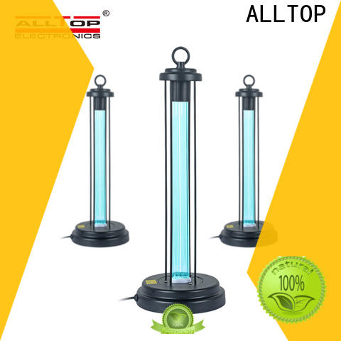 ALLTOP intelligent germicidal led supply for water sterilization