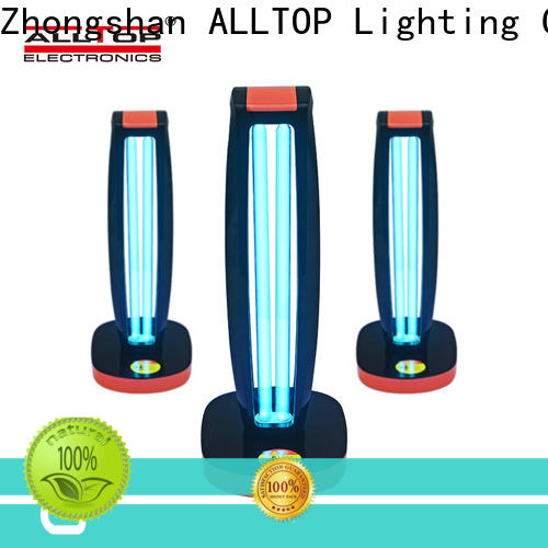 ALLTOP intelligent uv lamp germicidal manufacturers for air disinfection