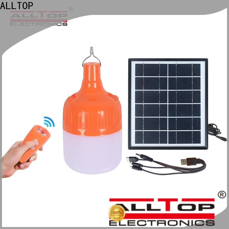ALLTOP solar lights outdoor wall wholesale for garden