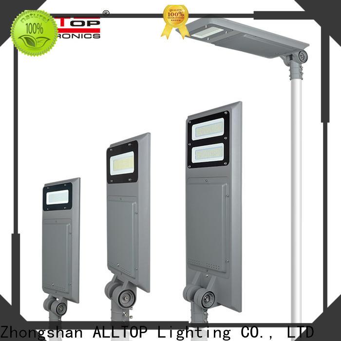 integrated solar street light functional wholesale