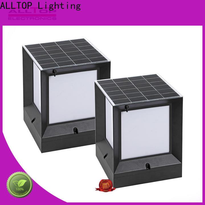 ALLTOP motion sensor garden light