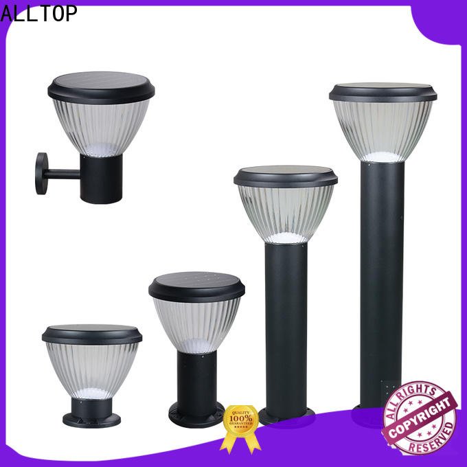 decorative outdoor solar garden lights