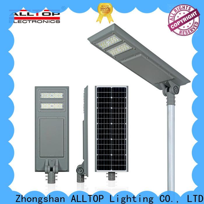 solar outdoor led lighting functional supplier