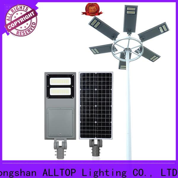 high-quality solar street light set best quality wholesale