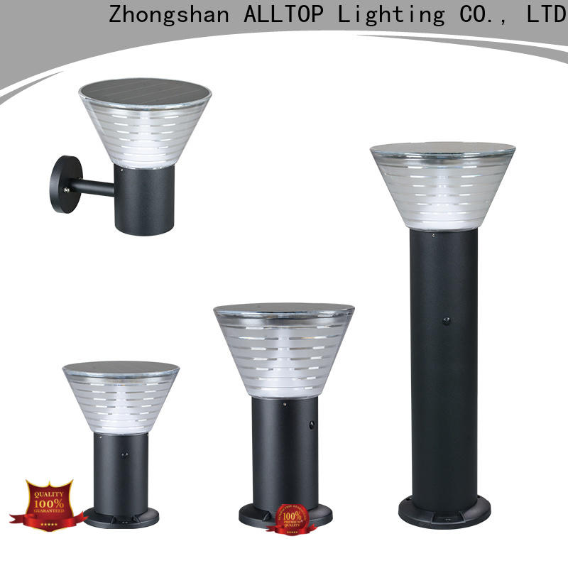 solar led garden light factory