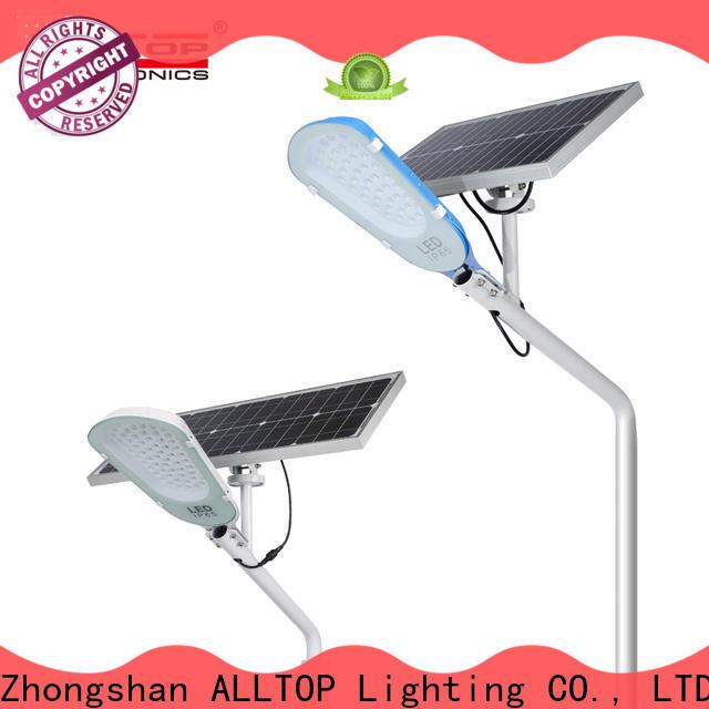 20w solar street light supplier for landscape