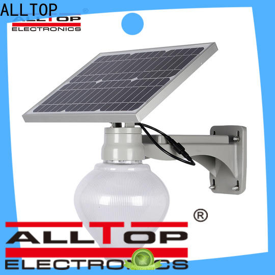 solar road lamp supplier for outdoor yard