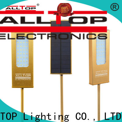 ALLTOP modern solar lights for brick walls manufacturer for concert