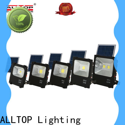 ALLTOP solar flood light outdoor suppliers for stadium