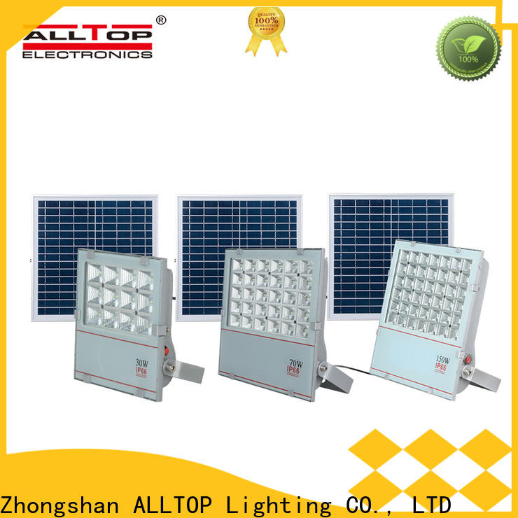 high quality solar outdoor floodlight company for spotlight