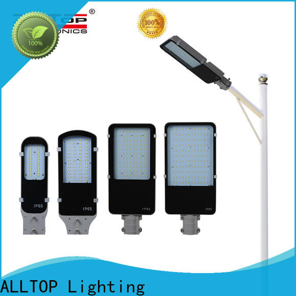 ALLTOP automatic customized 60w integrated solar street light factory for high road