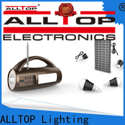 ALLTOP abs solar battery storage system directly sale for outdoor lighting
