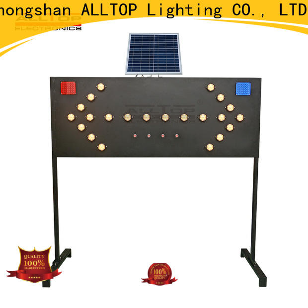high quality led traffic light price list supplier for hospital