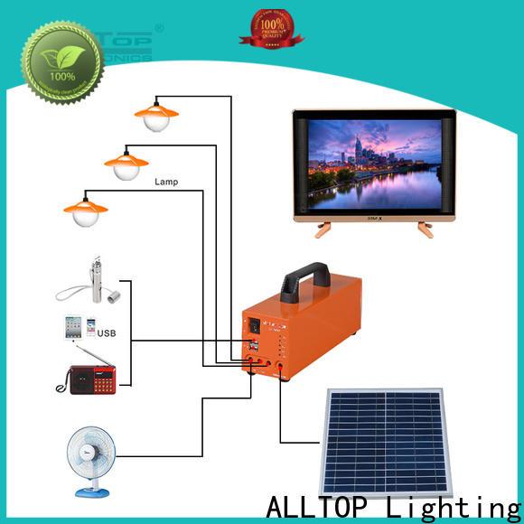 portable waterproof solar power bank manufacturer for outdoor lighting
