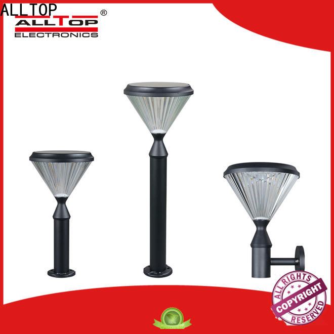 classical good solar garden lights factory for decoration