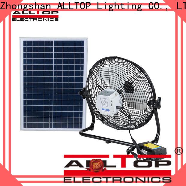 ALLTOP abs solar home light system supplier indoor lighting
