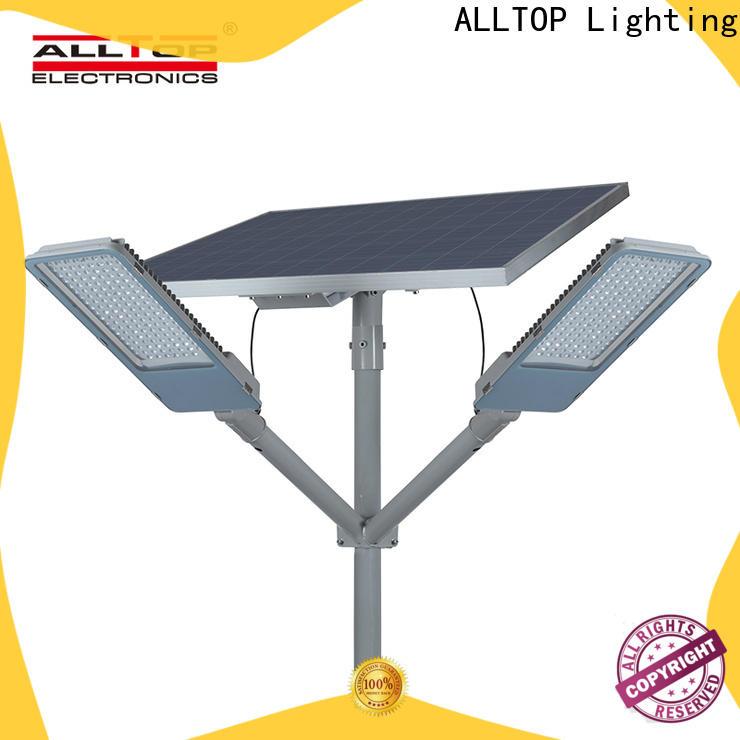 factory price 12w solar street light supplier for landscape