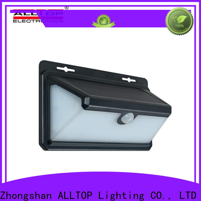 ALLTOP high quality wall led lamp factory direct supply for party