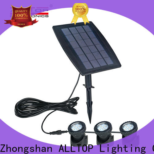 ALLTOP integrated wall garden lights company for decoration