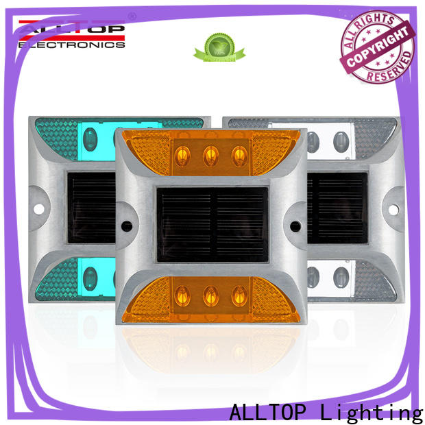 ALLTOP waterproof light up road signs factory for safety warning